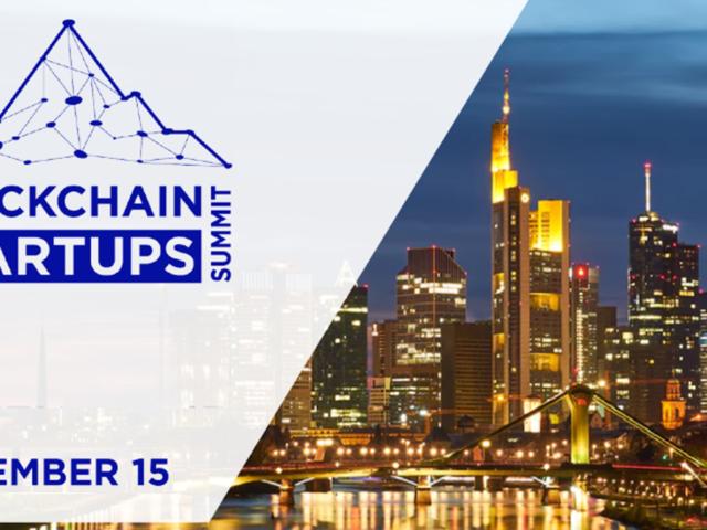 Blockchain startup summit